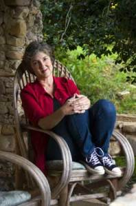 Barbara Kingsolver J-2009 - From her website photo by Annie Griffiths